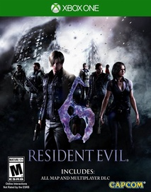Resident Evil 6 US Version Xbox One