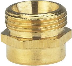 "Gardena Reducing Brass Threaded Nipple G1""- G3/4"""