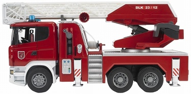Bruder Scania R-Series Fire Engine With Water Pump 03590