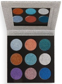 Makeup Revolution London Pressed Glitter Palette Illusion 13.5g