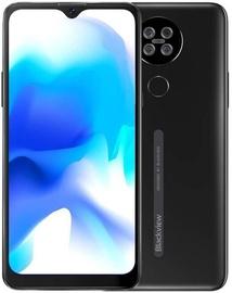 Mobilusis telefonas Blackview A80s, juodas, 4GB/64GB