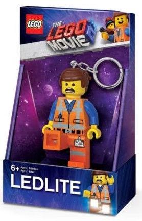 Žaislinė figūrėlė LEGO IQ The Lego Movie 2 Ledlite Emmet