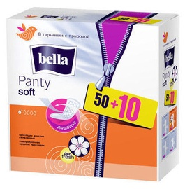 Bella Panty Soft Classic Pantyliners 60pcs Deo Fresh