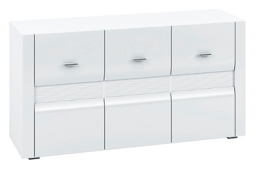 ML Meble Arko 09 Chest Of Drawers White