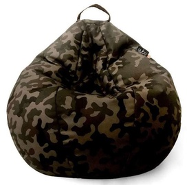 Кресло-мешок Qubo Comfort 120 Fit Camouflage Pop