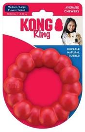 Игрушка для собаки Kong Ring Dog Toy, красный