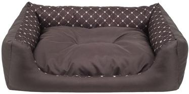 Amiplay Fun Dog Sofa M 68x56x18cm Brown