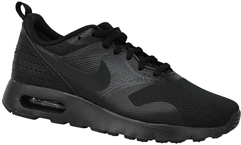 Nike Sneakers Air Max Tavas GS 814443-005 Black 38.5