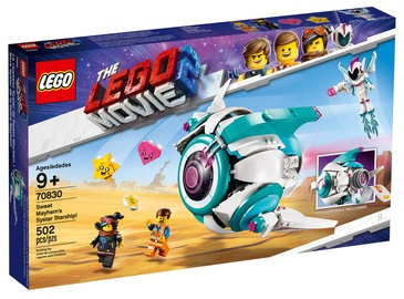 KONSTRUKTOR LEGO MOVIE 70830