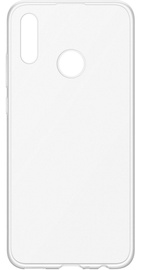 Huawei Silicone Back Cover for Huawei P Smart 2019 Transparent