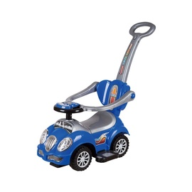 SN Kick Scooter Machine With Handle 558w Blue