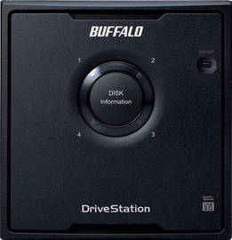 "Buffalo 3.5"" DriveStation Quad 24TB"