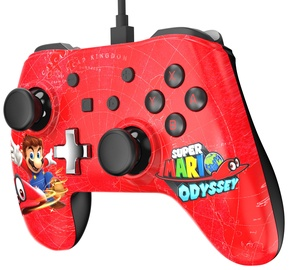 PowerA Wired Controller Super Mario Edition