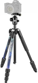 Alus Manfrotto Element MII Aluminum Tripod With Ball Head Blue
