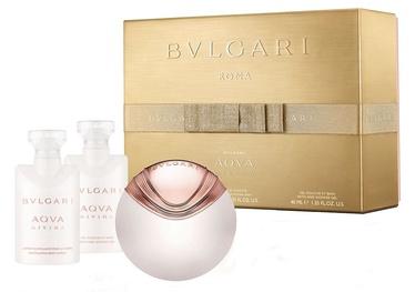 Bvlgari Aqva Divina 40ml EDT + 40ml Body Lotion + 40ml Shower Gel