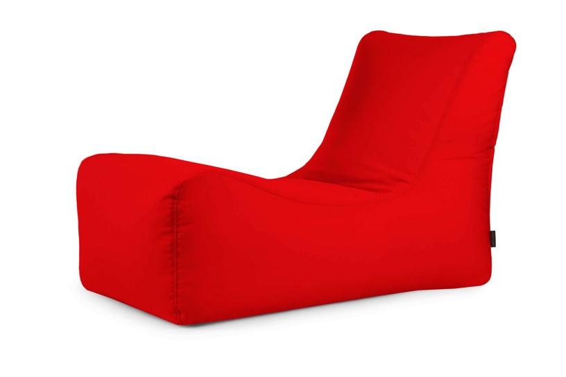 Кресло-мешок Pušku Pušku Lounge, красный, 380 л