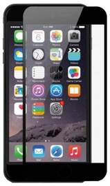 KMP Tempered Glass Screen Protector For Apple iPhone 7/8 Black