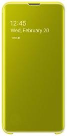 Samsung S-View Flip Cover For Samsung Galaxy S10e Yellow