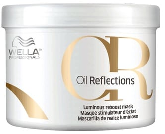 Kaukė plaukams Wella Oil Reflections Mask, 500 ml