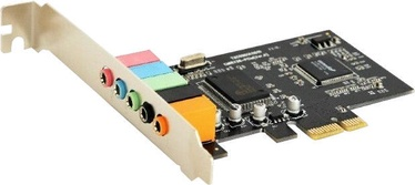 Gembird SC-5.1-4 5.1 channel PCI-Express sound card