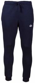 Nike M NSW Jogger FLC Club 804408 451 Navy S