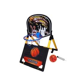 Krepšinio lenta su kamuoliu