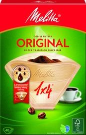 Фильтр для кофеварки Melitta, 40 шт.