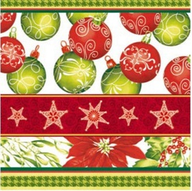 Paw Decor Collection Christmas Spell 25 x 25 cm