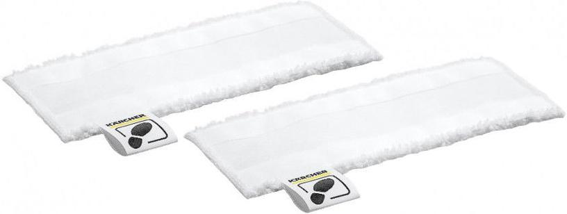 Karcher EasyFix Microfibre Cloth 2pcs