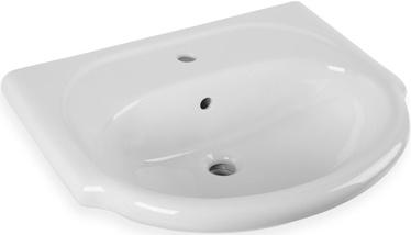 MN Dreja 75 Basin White 750x510mm