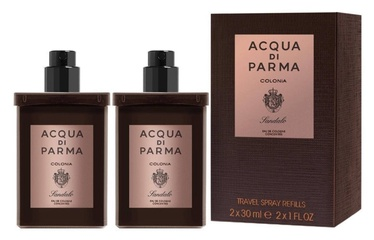 Acqua Di Parma Colonia Sandalo Concentree 2x30ml EDC Travel Spray Refill