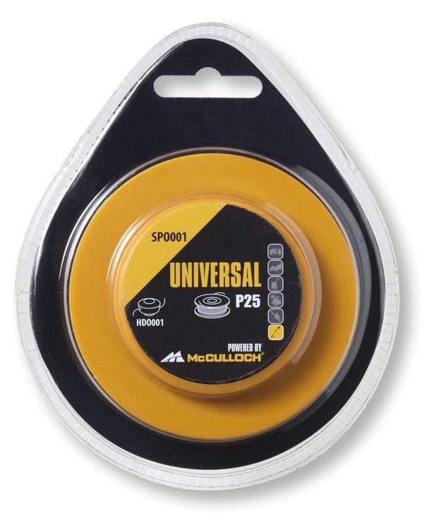 McCulloch Universal P25 SPO001