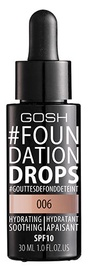 Gosh Foundation Drops 30ml 06