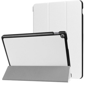 TakeMe Eco-leather Book Case For Asus Zenpad 10'' Z301MFL/Z301ML White