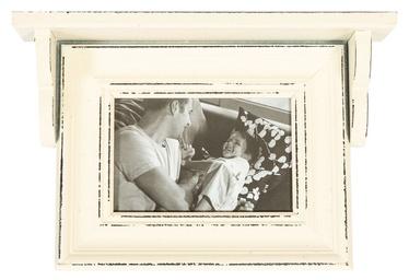 Home4you Family Photo Frame 15x10cm Beige