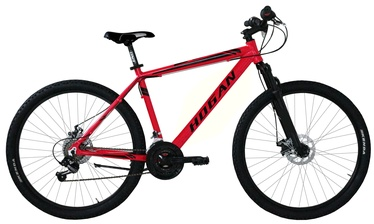 Henry Hogan UOMO MTB 27.5'' Red