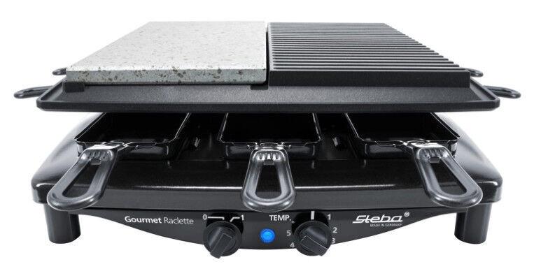 Elektrigrill Steba Raclette RC4 Plus
