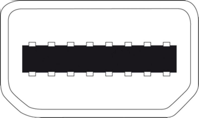 ASSMANN Cable DisplayPort / DVI-D / HDMI / Mini DisplayPort