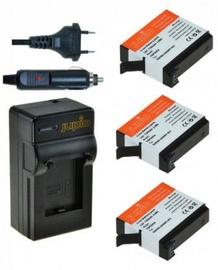 Jupio Kit 3x GoPro AHDBT-401 HERO4 1160 mAh + Charger