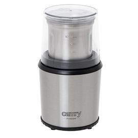 Кофемолка Camry CR 4444, серебристый