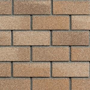 Technonicol Hauberk Bitumen Facade Tile Beige