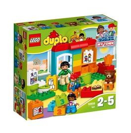 Konstruktorius LEGO Duplo, Vaikų darželis 10833