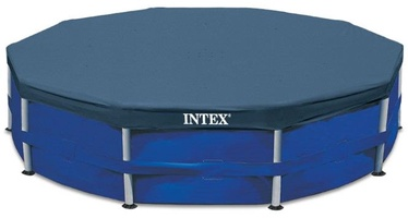 Intex Round Metal Frame Pool Cover L
