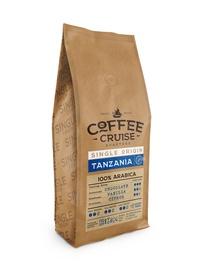 Kavos pupelės Coffee Cruise Tanzania, 1 kg