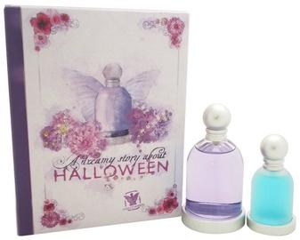 Набор для женщин Jesus Del Pozo Halloween 100 ml EDT + Blue Drop 30 ml EDT