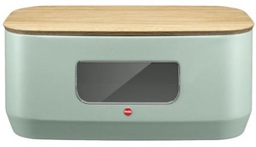 Hailo Bread Bin KitchenLine Design/Light Green