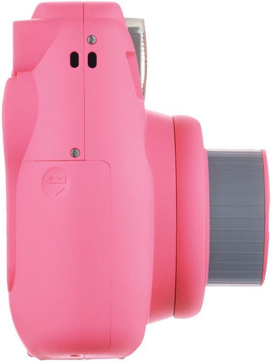 Fujifilm Instax Mini 9 Flamingo Pink + Instax Mini Glossy