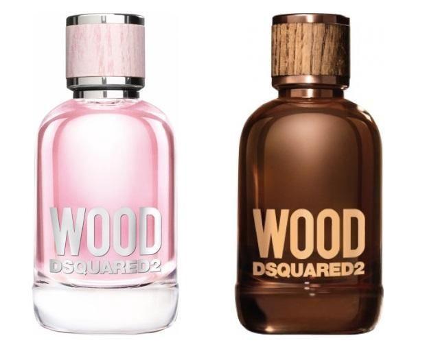 Parfüümid Dsquared2 Wood Pour Femme, 50 ml EDT
