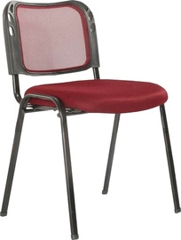 Home4you Office Chair Octavia Dark Red 27739