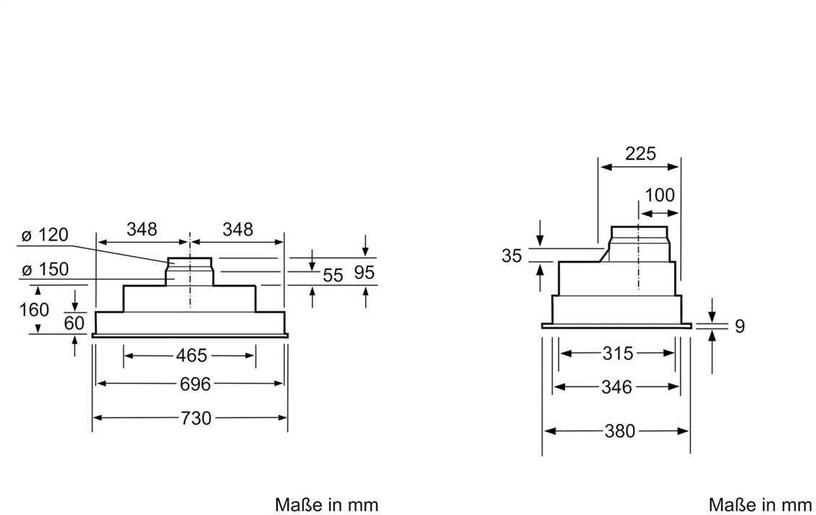 Įmontuojamas gartraukis Siemens iQ300 LB75565
